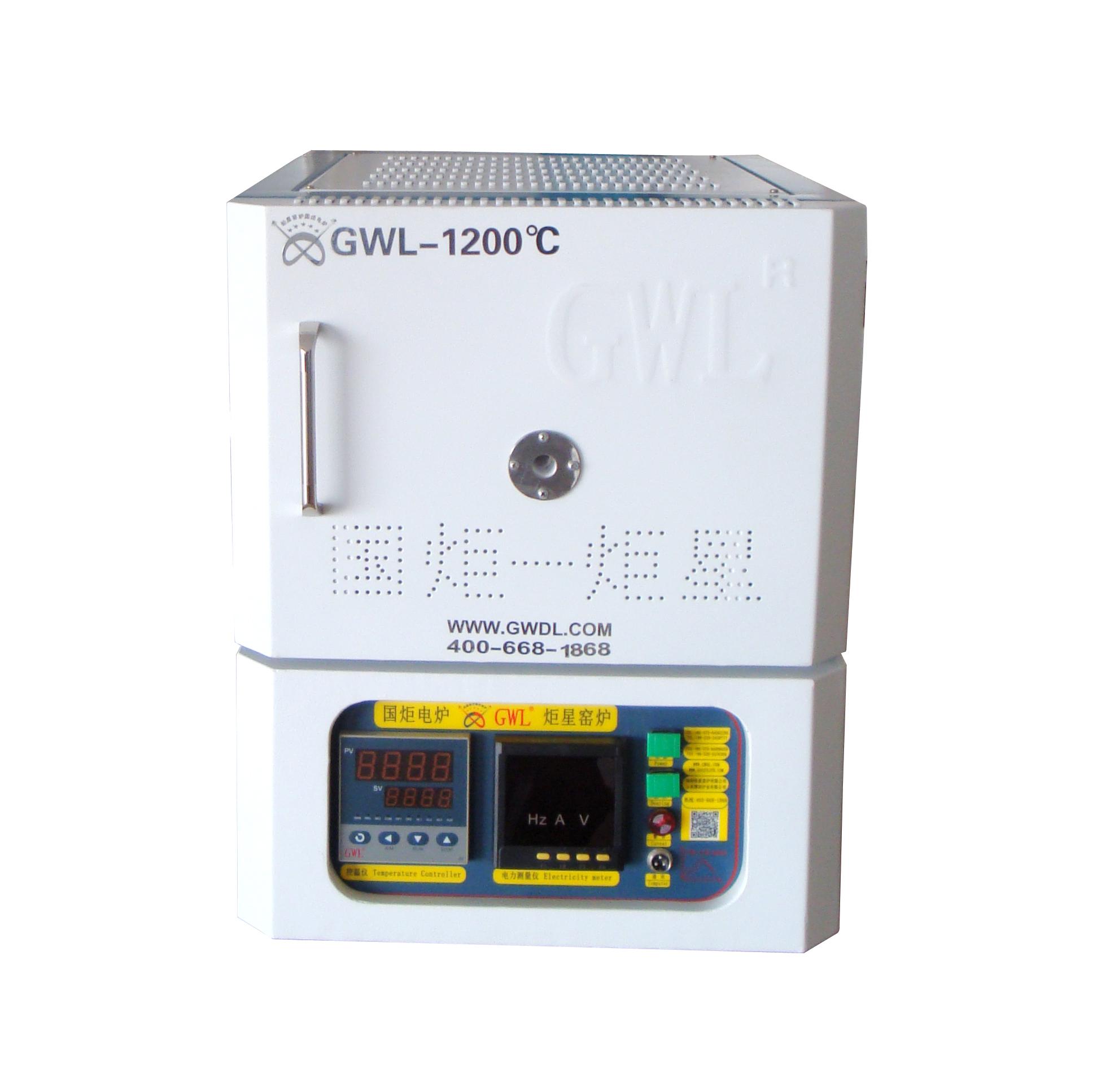 GWL-XAD电阻炉视频