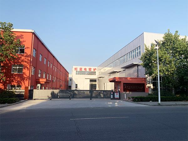 炬星高温电窑炉公司实景介绍
