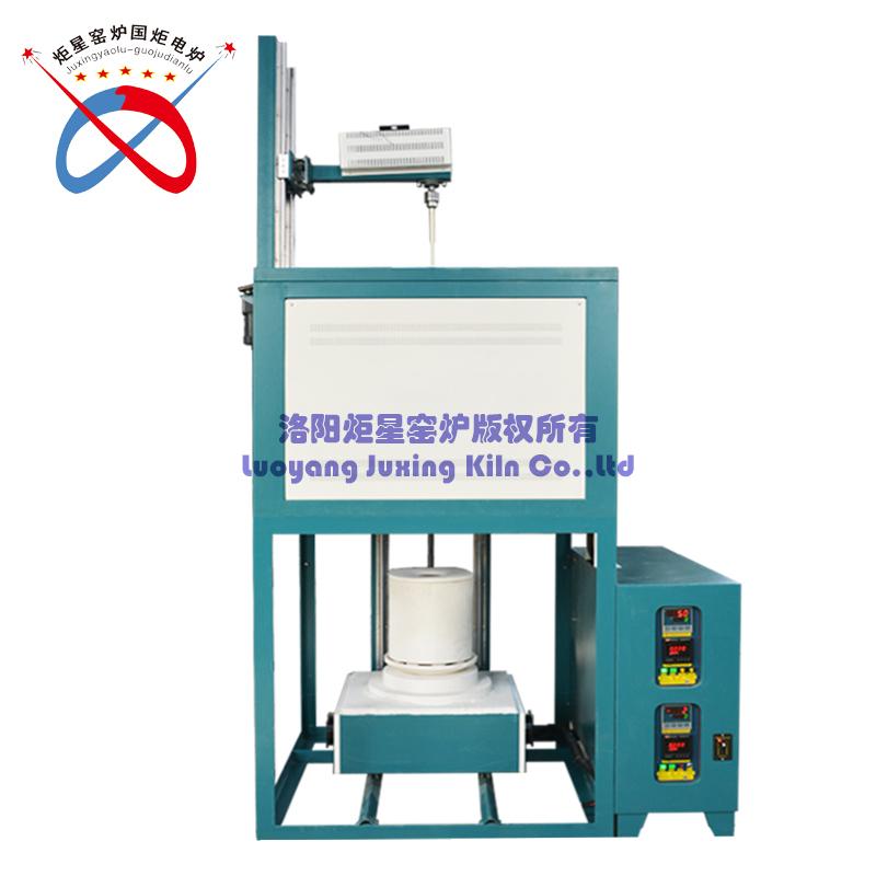 陶瓷结合剂砂轮熔化炉